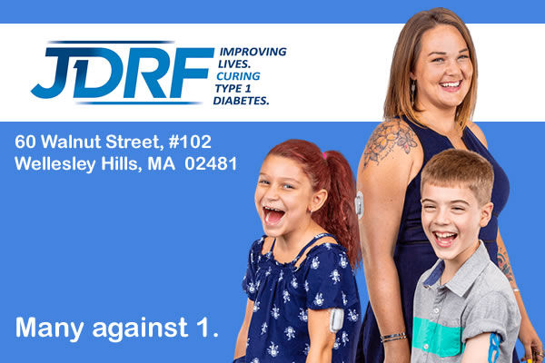 CTC Associates, Inc supports JDRF