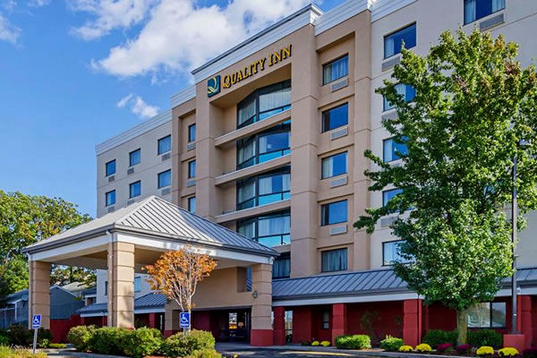 CTC Associates, Inc - Nearby Accomodations - Quality Inn hotel in Revere, MA